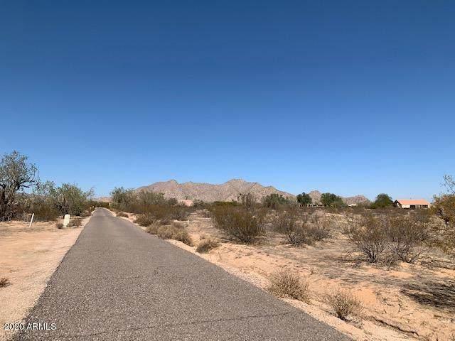 0 Ginger Way, Casa Grande, AZ 85194 (MLS #6195424) :: The Laughton Team
