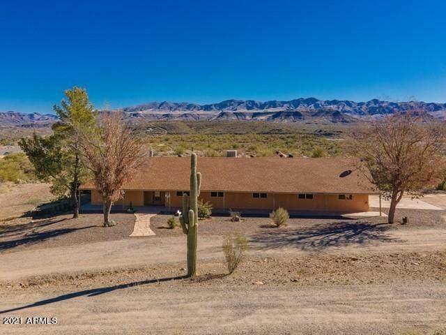 35155 S April Drive, Black Canyon City, AZ 85324 (MLS #6195693) :: The Laughton Team