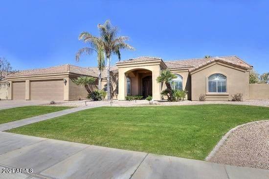 9156 E Tarantini Lane, Scottsdale, AZ 85260 (MLS #6196415) :: Yost Realty Group at RE/MAX Casa Grande