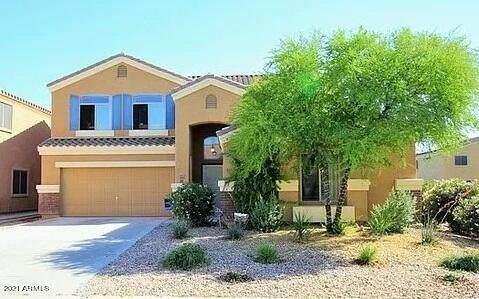 23559 W Wayland Drive, Buckeye, AZ 85326 (MLS #6196745) :: Long Realty West Valley