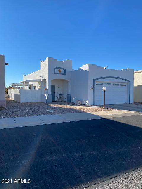 322 S Meadowood Lane, Sierra Vista, AZ 85635 (MLS #6196970) :: Yost Realty Group at RE/MAX Casa Grande