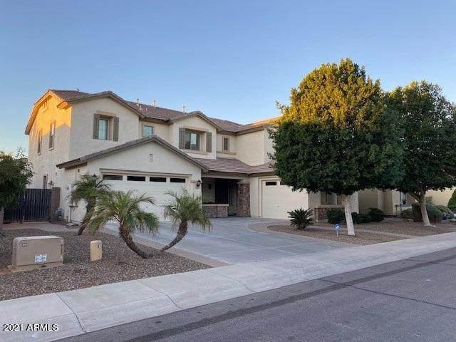 13609 W Pinchot Avenue, Avondale, AZ 85392 (MLS #6197225) :: Yost Realty Group at RE/MAX Casa Grande