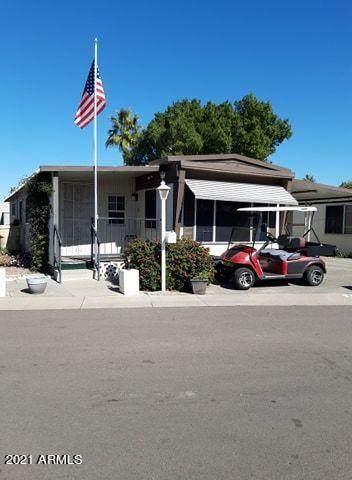 5201 W Camelback Road E105, Phoenix, AZ 85031 (MLS #6197247) :: The Ethridge Team
