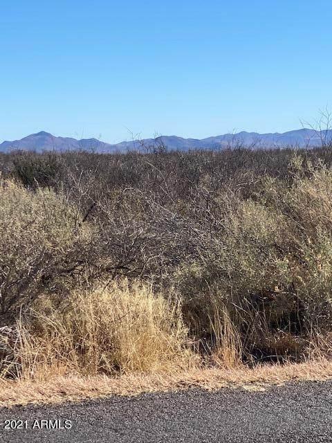 TBD N 16 Ac's Truman Road, Huachuca City, AZ 85616 (MLS #6197511) :: Long Realty West Valley