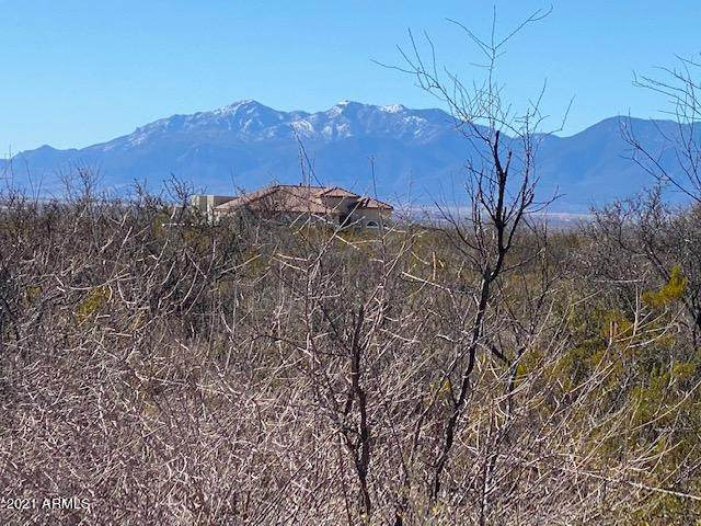 TBD 4 Ac Lot 2 Truman Road, Huachuca City, AZ 85616 (MLS #6197516) :: Service First Realty