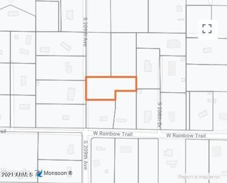 0 S 209TH Avenue, Buckeye, AZ 85326 (MLS #6198018) :: The Laughton Team