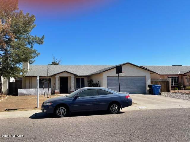 4439 N 85th Drive, Phoenix, AZ 85037 (MLS #6198109) :: Yost Realty Group at RE/MAX Casa Grande