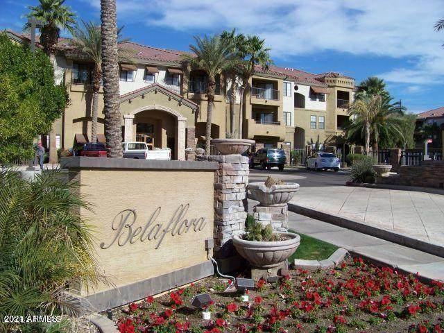 5302 E Van Buren Street #3029, Phoenix, AZ 85008 (MLS #6198230) :: The Ethridge Team