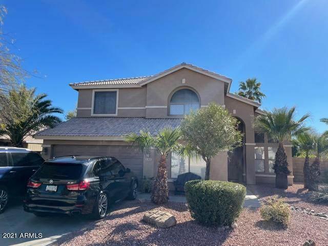 9019 W Lone Cactus Drive, Peoria, AZ 85382 (MLS #6198437) :: Maison DeBlanc Real Estate