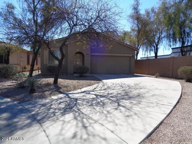 44285 W Cydnee Drive, Maricopa, AZ 85138 (MLS #6199611) :: Yost Realty Group at RE/MAX Casa Grande