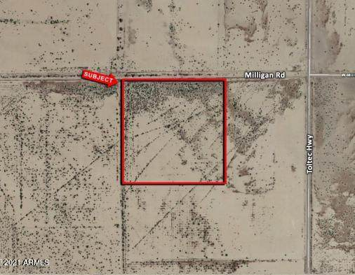0 W Milligan Road, Eloy, AZ 85131 (#6199723) :: Long Realty Company