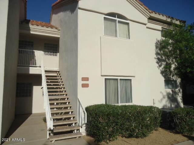 10401 N 52ND Street #116, Paradise Valley, AZ 85253 (MLS #6200055) :: Yost Realty Group at RE/MAX Casa Grande