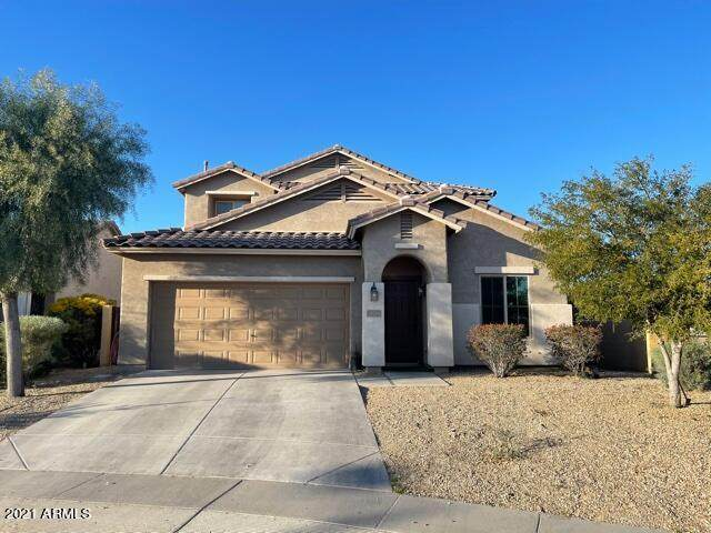 19226 W Monroe Street, Buckeye, AZ 85326 (MLS #6200114) :: Keller Williams Realty Phoenix