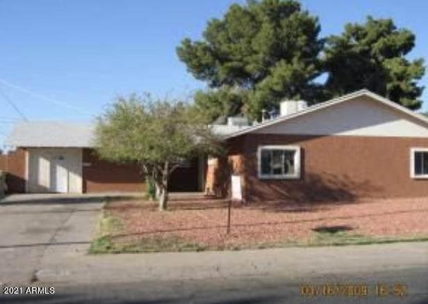 5910 W Pasadena Avenue, Glendale, AZ 85301 (MLS #6200151) :: Executive Realty Advisors