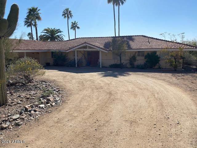 6420 N Palo Cristi Road, Paradise Valley, AZ 85253 (MLS #6200215) :: Executive Realty Advisors