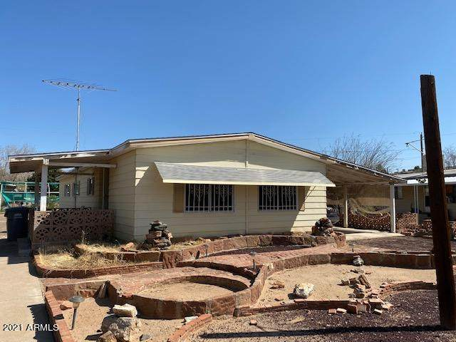 34415 S K Field Road, Black Canyon City, AZ 85324 (MLS #6200289) :: Service First Realty