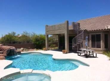 7601 E Wolf Canyon Street, Mesa, AZ 85207 (MLS #6200334) :: Yost Realty Group at RE/MAX Casa Grande