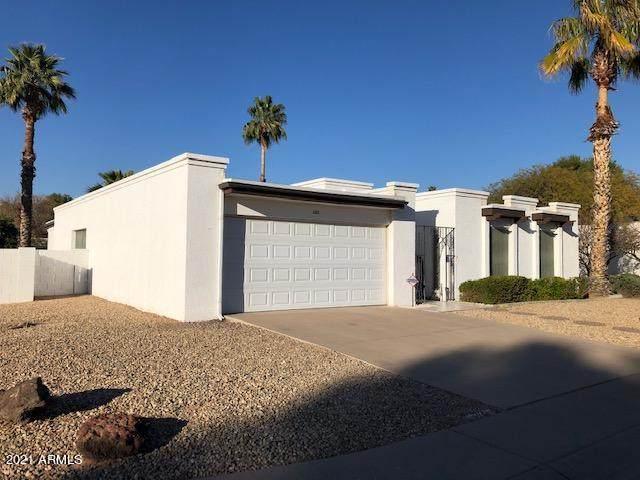 602 E Calavar Road, Phoenix, AZ 85022 (MLS #6200514) :: The Laughton Team