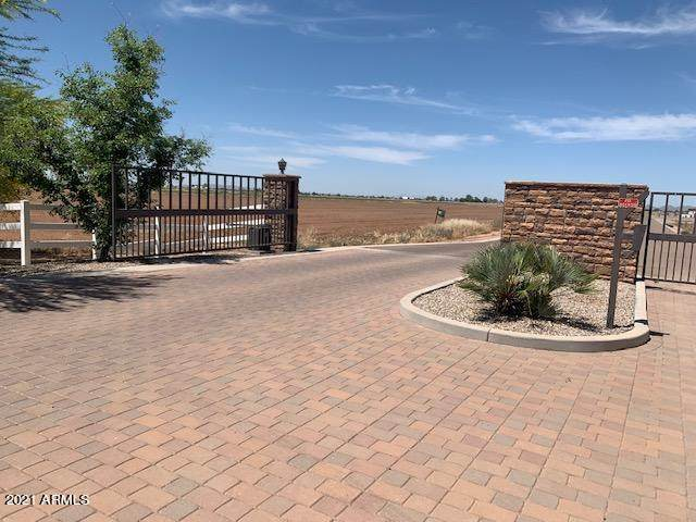 0 E Kennedy Avenue, Coolidge, AZ 85128 (MLS #6200675) :: The Laughton Team