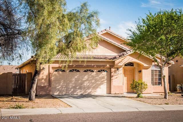 8318 W Cocopah Street, Tolleson, AZ 85353 (MLS #6200776) :: Yost Realty Group at RE/MAX Casa Grande