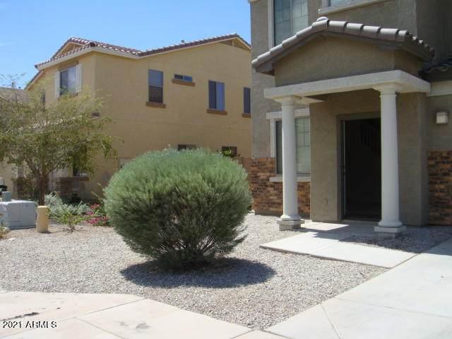 6828 S 68TH Drive, Laveen, AZ 85339 (MLS #6200818) :: Yost Realty Group at RE/MAX Casa Grande