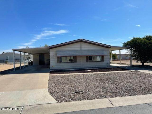 3609 N South Dakota Avenue, Florence, AZ 85132 (MLS #6200904) :: Yost Realty Group at RE/MAX Casa Grande