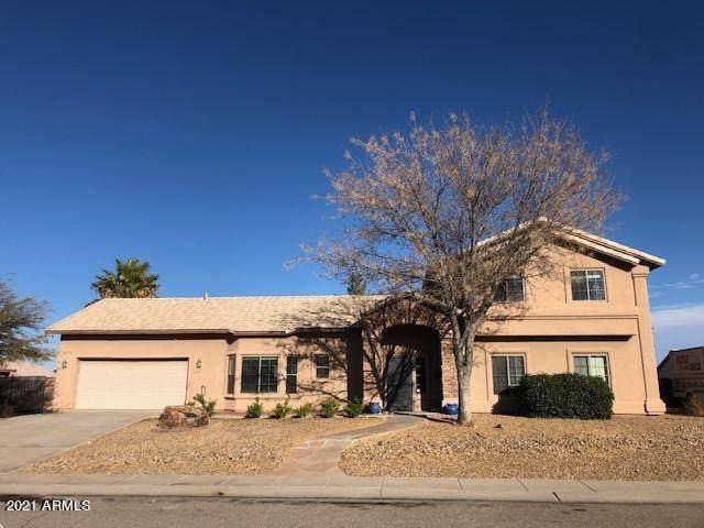 2167 Santa Fe Trail, Sierra Vista, AZ 85635 (MLS #6201014) :: Arizona Home Group