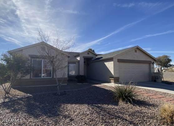 10421 W Mazatlan Drive, Arizona City, AZ 85123 (MLS #6201307) :: Power Realty Group Model Home Center