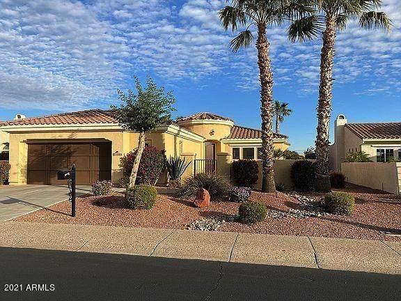 13006 W Junipero Drive, Sun City West, AZ 85375 (MLS #6201347) :: Maison DeBlanc Real Estate