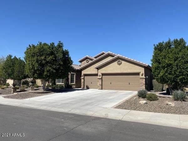 3126 W Melody Drive, Laveen, AZ 85339 (MLS #6201482) :: Jonny West Real Estate