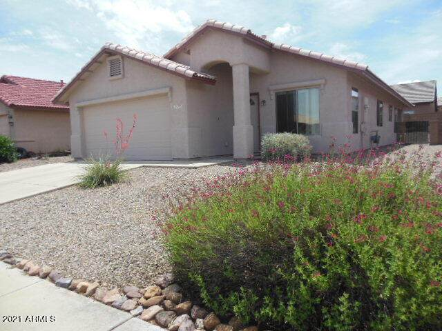 5260 Calle Granada Drive, Sierra Vista, AZ 85635 (MLS #6201541) :: The Laughton Team