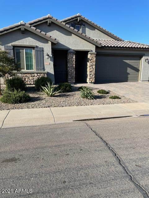 42168 W Almira Court, Maricopa, AZ 85138 (MLS #6201590) :: Yost Realty Group at RE/MAX Casa Grande