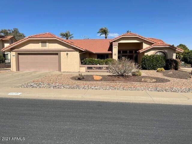 13746 W Summerstar Drive, Sun City West, AZ 85375 (MLS #6202026) :: The Luna Team
