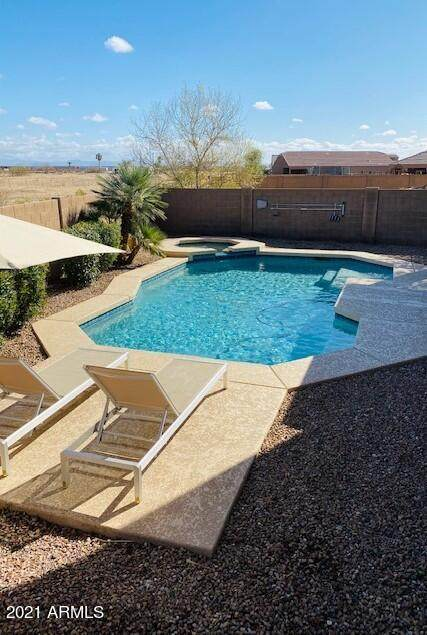 4460 E Rose Quartz Lane, San Tan Valley, AZ 85143 (#6202053) :: Long Realty Company