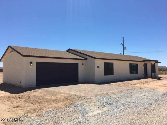 31807 W Hadley Street, Buckeye, AZ 85326 (MLS #6203370) :: The Garcia Group