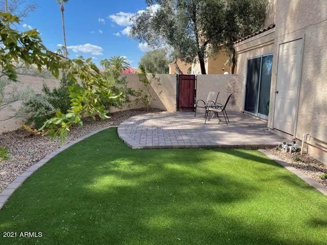 1111 W Summit Place #31, Chandler, AZ 85224 (MLS #6203400) :: Midland Real Estate Alliance
