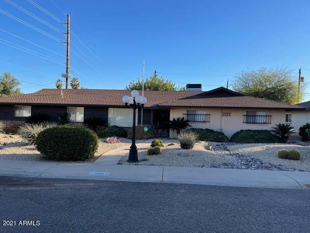 1501 W Tuckey Lane, Phoenix, AZ 85015 (MLS #6203412) :: Keller Williams Realty Phoenix