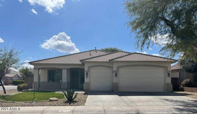 13709 W Luke Avenue, Litchfield Park, AZ 85340 (MLS #6203497) :: Executive Realty Advisors