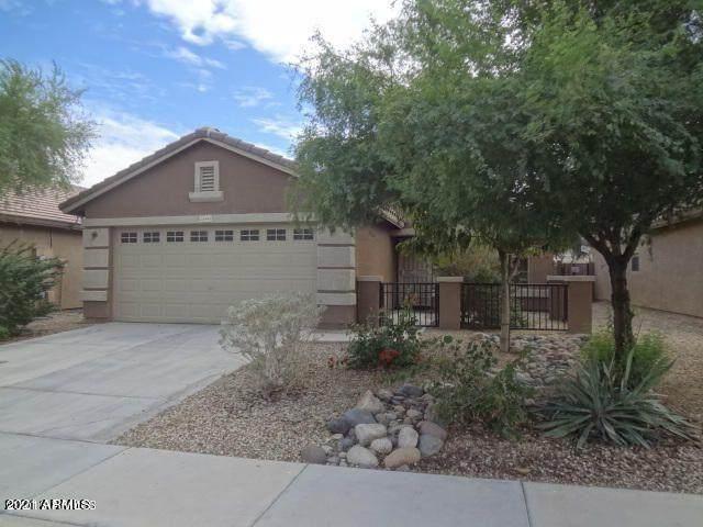 25841 W Whyman Street, Buckeye, AZ 85326 (MLS #6203511) :: Long Realty West Valley