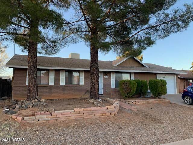 1079 Quail Hollow Drive, Sierra Vista, AZ 85635 (MLS #6203790) :: Keller Williams Realty Phoenix