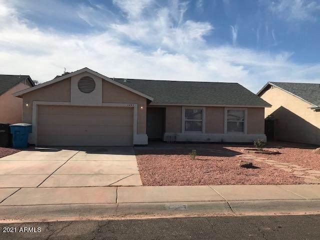 1457 E Carter Road, Phoenix, AZ 85042 (MLS #6204148) :: CANAM Realty Group
