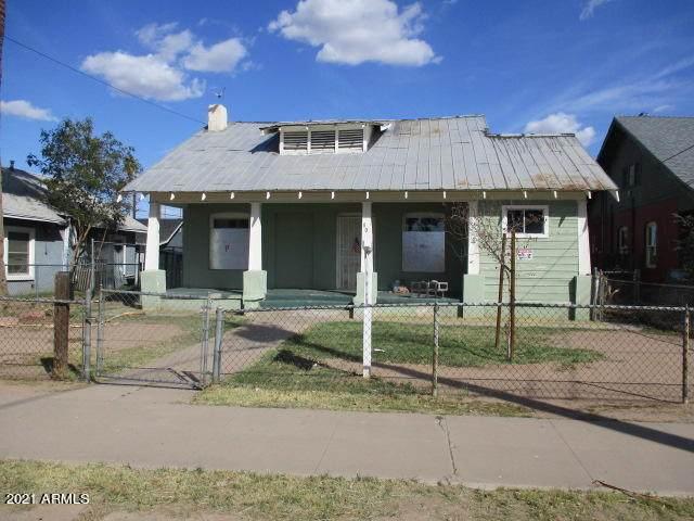 805 S 1ST Avenue, Phoenix, AZ 85003 (MLS #6204326) :: Executive Realty Advisors
