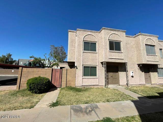 600 S Dobson Road #17, Mesa, AZ 85202 (MLS #6205076) :: Synergy Real Estate Partners