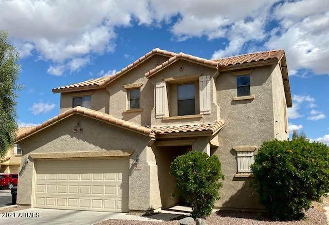 16909 W Rimrock Street, Surprise, AZ 85388 (MLS #6205817) :: Keller Williams Realty Phoenix