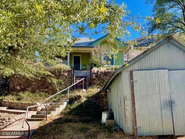 146 Quarry Canyon Road, Bisbee, AZ 85603 (MLS #6206092) :: Yost Realty Group at RE/MAX Casa Grande