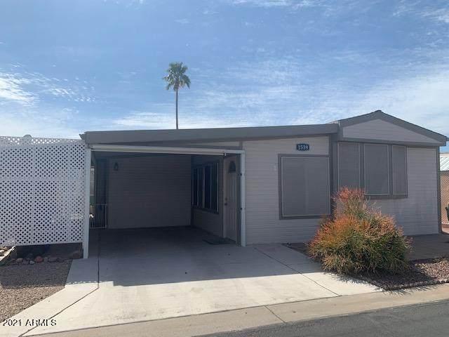 8865 E Baseline Road #1539, Mesa, AZ 85209 (MLS #6206409) :: My Home Group