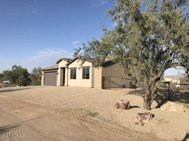 16705 E Montgomery Road, Scottsdale, AZ 85262 (MLS #6206797) :: Long Realty West Valley