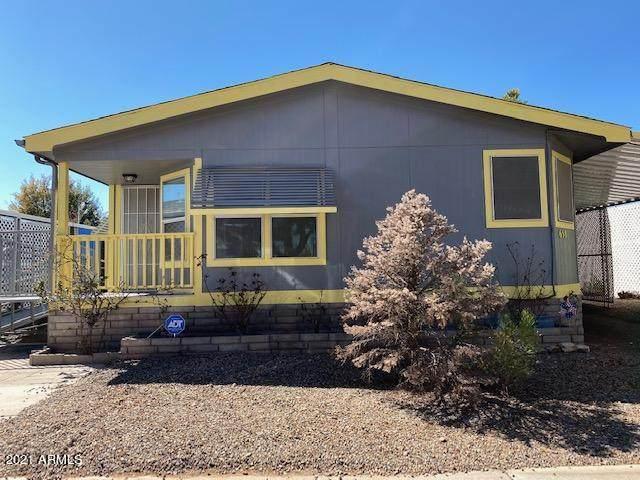 658 S Deer Creek Lane #218, Sierra Vista, AZ 85635 (MLS #6208136) :: My Home Group