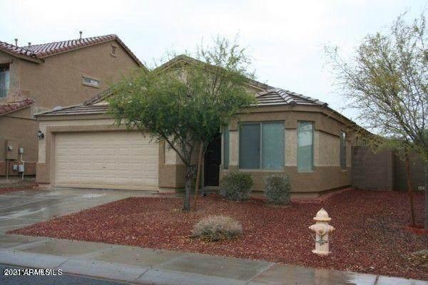 18442 W Eva Street, Waddell, AZ 85355 (MLS #6209283) :: The Laughton Team