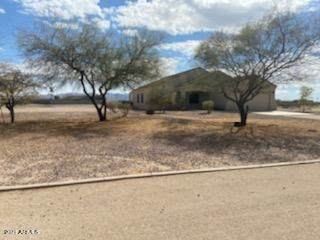 22045 W Roy Rogers Road, Wittmann, AZ 85361 (MLS #6209625) :: Service First Realty